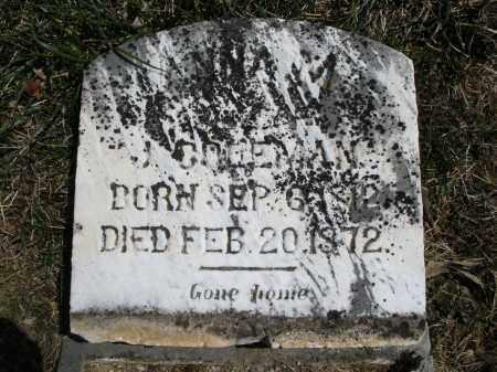 COFFMAN, ANNA M. - Montgomery County, Ohio | ANNA M. COFFMAN - Ohio Gravestone Photos