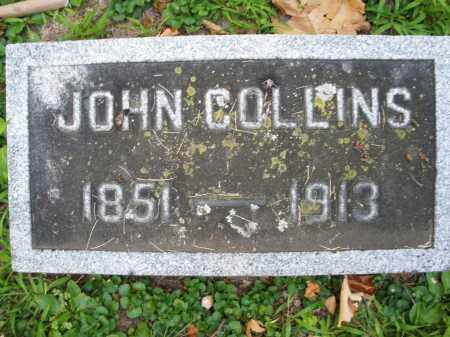 COLLINS, JOHN - Montgomery County, Ohio | JOHN COLLINS - Ohio Gravestone Photos