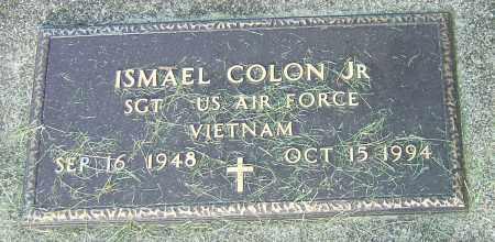 COLON, ISMAEL - Montgomery County, Ohio   ISMAEL COLON - Ohio Gravestone Photos