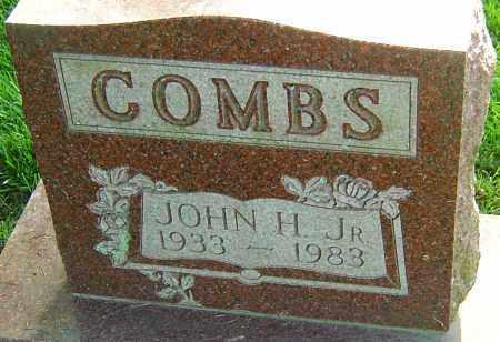 COMBS JR, JOHN H - Montgomery County, Ohio | JOHN H COMBS JR - Ohio Gravestone Photos