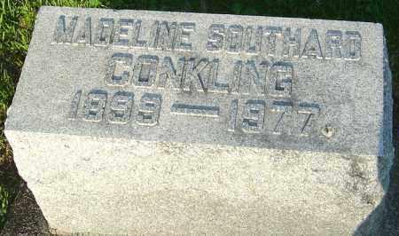 CONKLING, MADELINE - Montgomery County, Ohio | MADELINE CONKLING - Ohio Gravestone Photos