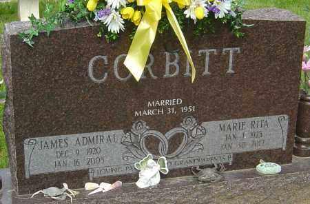 CORBITT, JAMES A - Montgomery County, Ohio | JAMES A CORBITT - Ohio Gravestone Photos