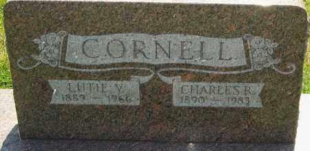 CORNELL, LUTIE V - Montgomery County, Ohio   LUTIE V CORNELL - Ohio Gravestone Photos