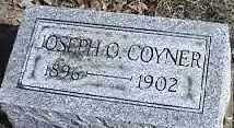 COYNER, JOSEPH O. - Montgomery County, Ohio   JOSEPH O. COYNER - Ohio Gravestone Photos