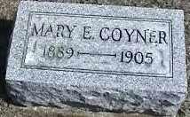 COYNER, MARY - Montgomery County, Ohio | MARY COYNER - Ohio Gravestone Photos