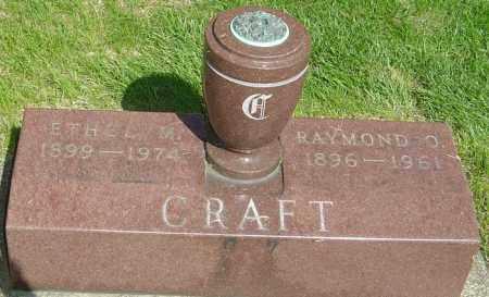 CRAFT, RAYMOND O - Montgomery County, Ohio | RAYMOND O CRAFT - Ohio Gravestone Photos