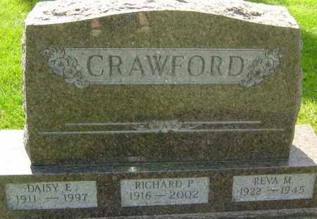CRAWFORD, REVA M - Montgomery County, Ohio | REVA M CRAWFORD - Ohio Gravestone Photos