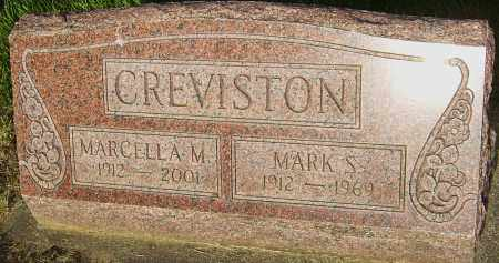 CREVISTON, MARK S - Montgomery County, Ohio | MARK S CREVISTON - Ohio Gravestone Photos