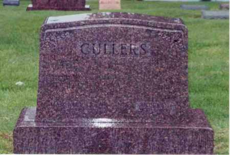 CULLERS, ANDREW J. - Montgomery County, Ohio | ANDREW J. CULLERS - Ohio Gravestone Photos