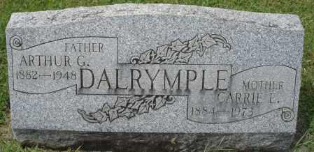 DALRYMPLE, CARRIE E. - Montgomery County, Ohio | CARRIE E. DALRYMPLE - Ohio Gravestone Photos