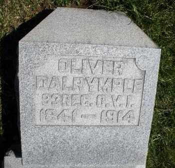 DALRYMPLE, OLIVER - Montgomery County, Ohio | OLIVER DALRYMPLE - Ohio Gravestone Photos
