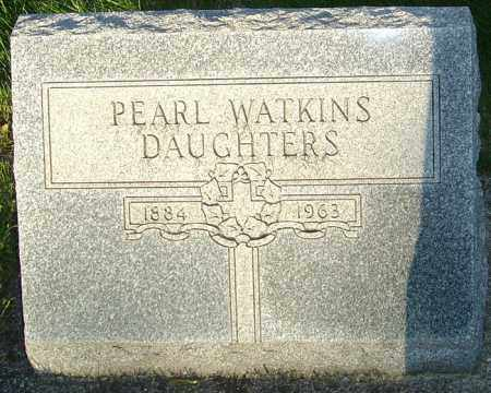 DAUGHTERS, PEARL - Montgomery County, Ohio | PEARL DAUGHTERS - Ohio Gravestone Photos