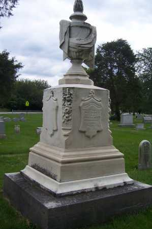 DAVID, LESHER - Montgomery County, Ohio   LESHER DAVID - Ohio Gravestone Photos