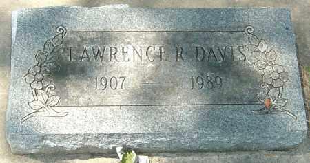 DAVIS, LAWRENCE R - Montgomery County, Ohio | LAWRENCE R DAVIS - Ohio Gravestone Photos