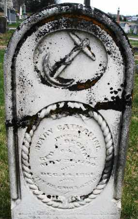 DECHANT, MARY CATHARINE - Montgomery County, Ohio   MARY CATHARINE DECHANT - Ohio Gravestone Photos