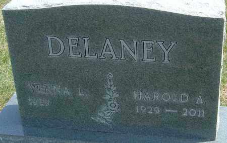 DELANEY, HAROLD A - Montgomery County, Ohio | HAROLD A DELANEY - Ohio Gravestone Photos