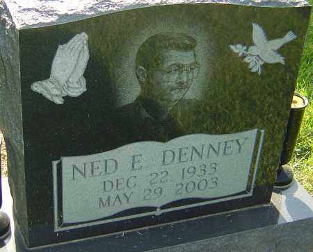 DENNEY, NED E - Montgomery County, Ohio | NED E DENNEY - Ohio Gravestone Photos