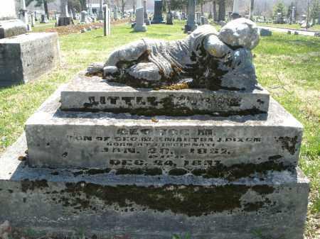 DIXON, GEORGE M. - Montgomery County, Ohio | GEORGE M. DIXON - Ohio Gravestone Photos