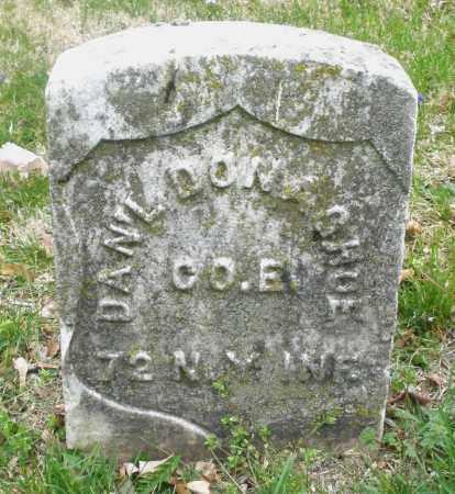 DONACHUE, DANIEL - Montgomery County, Ohio | DANIEL DONACHUE - Ohio Gravestone Photos