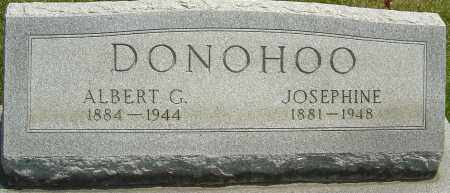 BARRONBRUGGE DONOHOO, JOSEPHINE - Montgomery County, Ohio | JOSEPHINE BARRONBRUGGE DONOHOO - Ohio Gravestone Photos