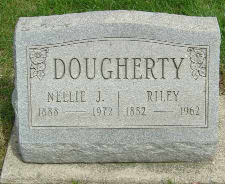 DOUGHERTY, NELLIE JANE - Montgomery County, Ohio | NELLIE JANE DOUGHERTY - Ohio Gravestone Photos