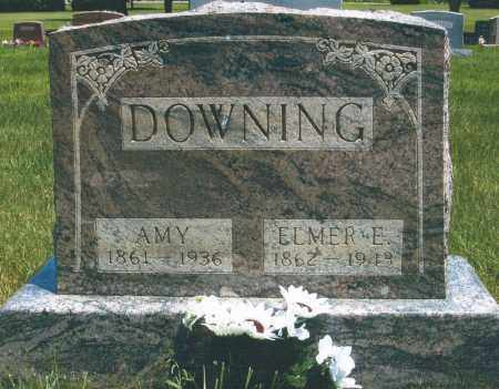 DOWNING, ANNA AMY - Montgomery County, Ohio | ANNA AMY DOWNING - Ohio Gravestone Photos
