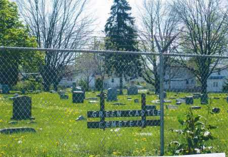 GREEN CASTLE CEMETERY,  - Montgomery County, Ohio |  GREEN CASTLE CEMETERY - Ohio Gravestone Photos