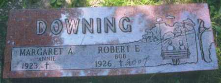 DOWNING, ROBERT EDWARD - Montgomery County, Ohio | ROBERT EDWARD DOWNING - Ohio Gravestone Photos
