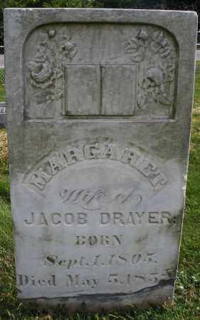 DRAYER, MARGARET - Montgomery County, Ohio | MARGARET DRAYER - Ohio Gravestone Photos