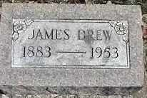 DREW, JAMES - Montgomery County, Ohio | JAMES DREW - Ohio Gravestone Photos