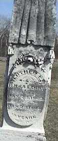 DUFF, LUTHER - Montgomery County, Ohio | LUTHER DUFF - Ohio Gravestone Photos