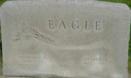 EAGLE, LESTER A - Montgomery County, Ohio | LESTER A EAGLE - Ohio Gravestone Photos