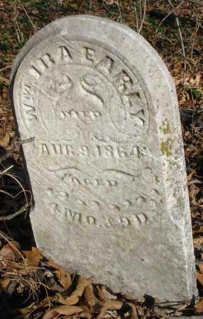 EARLY, WILLIAM IRA - Montgomery County, Ohio | WILLIAM IRA EARLY - Ohio Gravestone Photos
