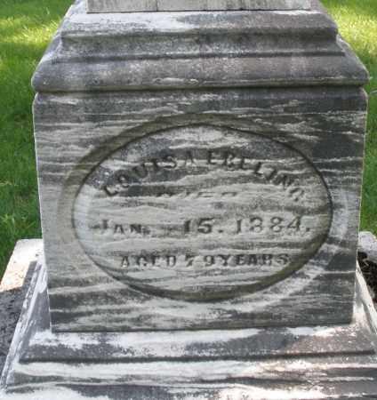 EBELING, LOUIS A. - Montgomery County, Ohio | LOUIS A. EBELING - Ohio Gravestone Photos
