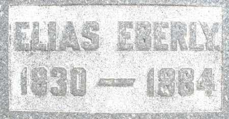 EBERLY, ELIAS - Montgomery County, Ohio | ELIAS EBERLY - Ohio Gravestone Photos