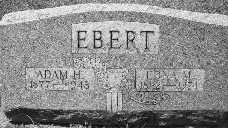 EBERT, EDNA M. - Montgomery County, Ohio | EDNA M. EBERT - Ohio Gravestone Photos