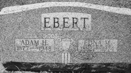 EBERT, ADAM H. - Montgomery County, Ohio | ADAM H. EBERT - Ohio Gravestone Photos