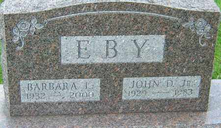MILLS EBY, BARBARA LYNETTE - Montgomery County, Ohio | BARBARA LYNETTE MILLS EBY - Ohio Gravestone Photos