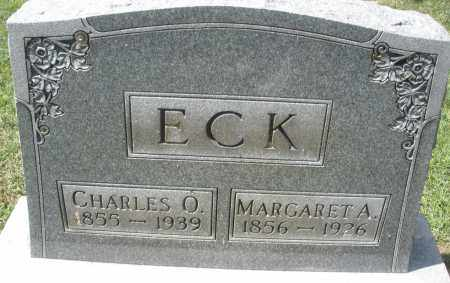 ECK, MARGARET A. - Montgomery County, Ohio | MARGARET A. ECK - Ohio Gravestone Photos