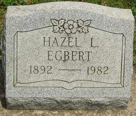 EGBERT, HAZEL L - Montgomery County, Ohio | HAZEL L EGBERT - Ohio Gravestone Photos