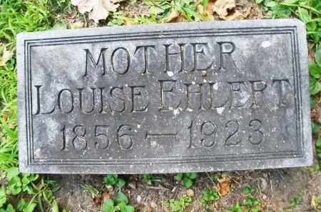 EHLERT, LOUISE - Montgomery County, Ohio | LOUISE EHLERT - Ohio Gravestone Photos