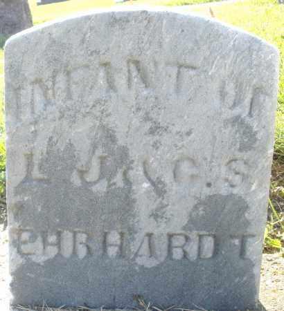 EHRHARDT, INFANT - Montgomery County, Ohio | INFANT EHRHARDT - Ohio Gravestone Photos