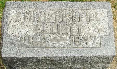 ELLIOTT, ETHYL - Montgomery County, Ohio | ETHYL ELLIOTT - Ohio Gravestone Photos