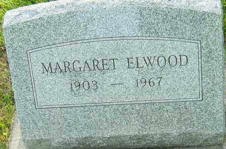 ELWOOD, MARGARET - Montgomery County, Ohio | MARGARET ELWOOD - Ohio Gravestone Photos