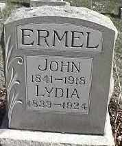 ERMEL, LYDIA - Montgomery County, Ohio | LYDIA ERMEL - Ohio Gravestone Photos