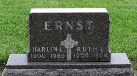 ERNST, RUTH L. - Montgomery County, Ohio | RUTH L. ERNST - Ohio Gravestone Photos