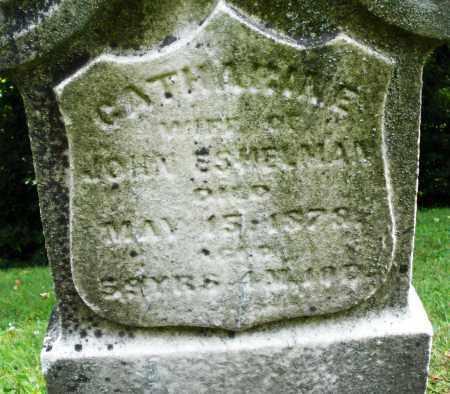 ESHELMAN, CATHARINE - Montgomery County, Ohio   CATHARINE ESHELMAN - Ohio Gravestone Photos