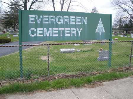 EVERGREEN, CEMETERY - Montgomery County, Ohio | CEMETERY EVERGREEN - Ohio Gravestone Photos