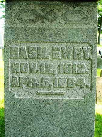 EWRY, BASIL - Montgomery County, Ohio | BASIL EWRY - Ohio Gravestone Photos