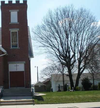 FARMERSVILLE UMC CHURCH, CEMETERY - Montgomery County, Ohio | CEMETERY FARMERSVILLE UMC CHURCH - Ohio Gravestone Photos